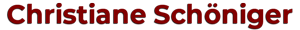 Christiane Schöniger Logo